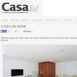 Casa Sul, Jul. 2013