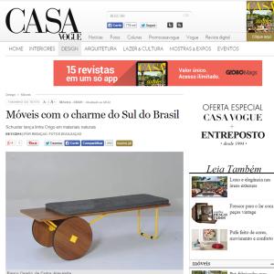 Casa Vogue, Nov. 2014