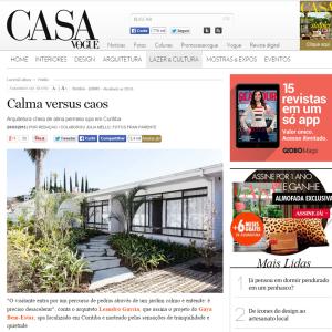 Casa Vogue,  Mar. 2015