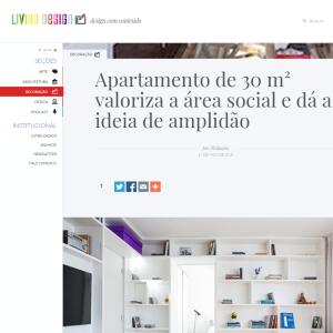 Living Design,  Mai. 2015
